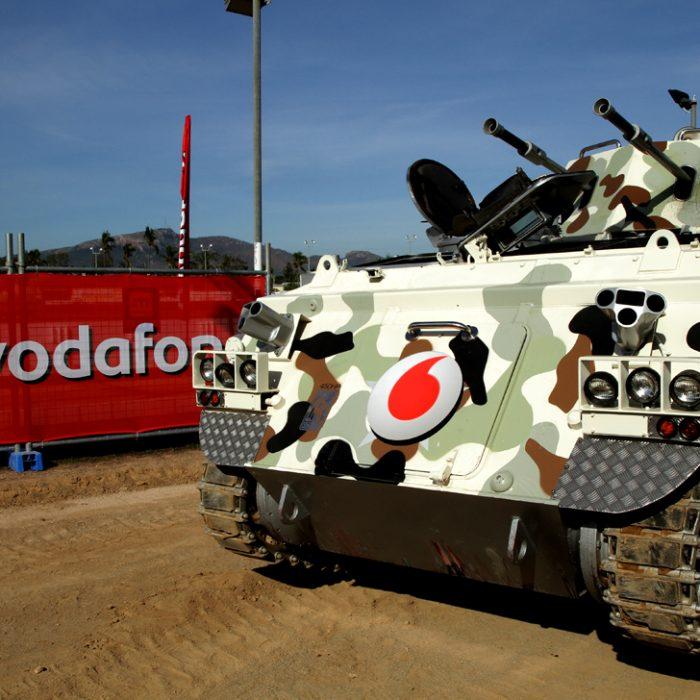 'You VS TeamVodafone' Vodafone